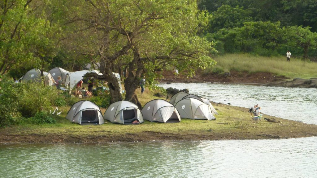 best campsite in india