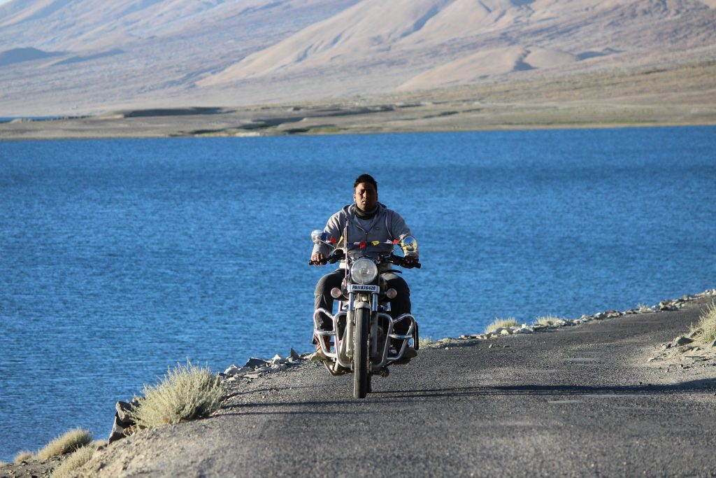 top biking routes india