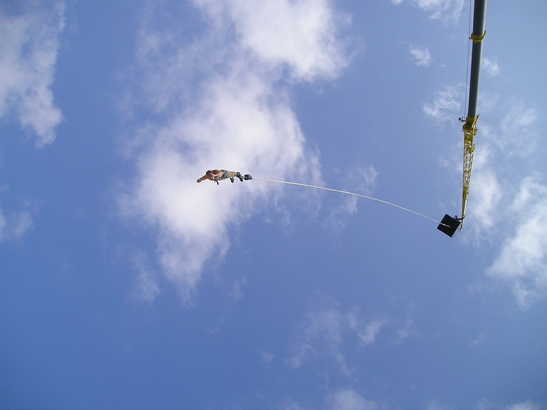 best bungee spots in India