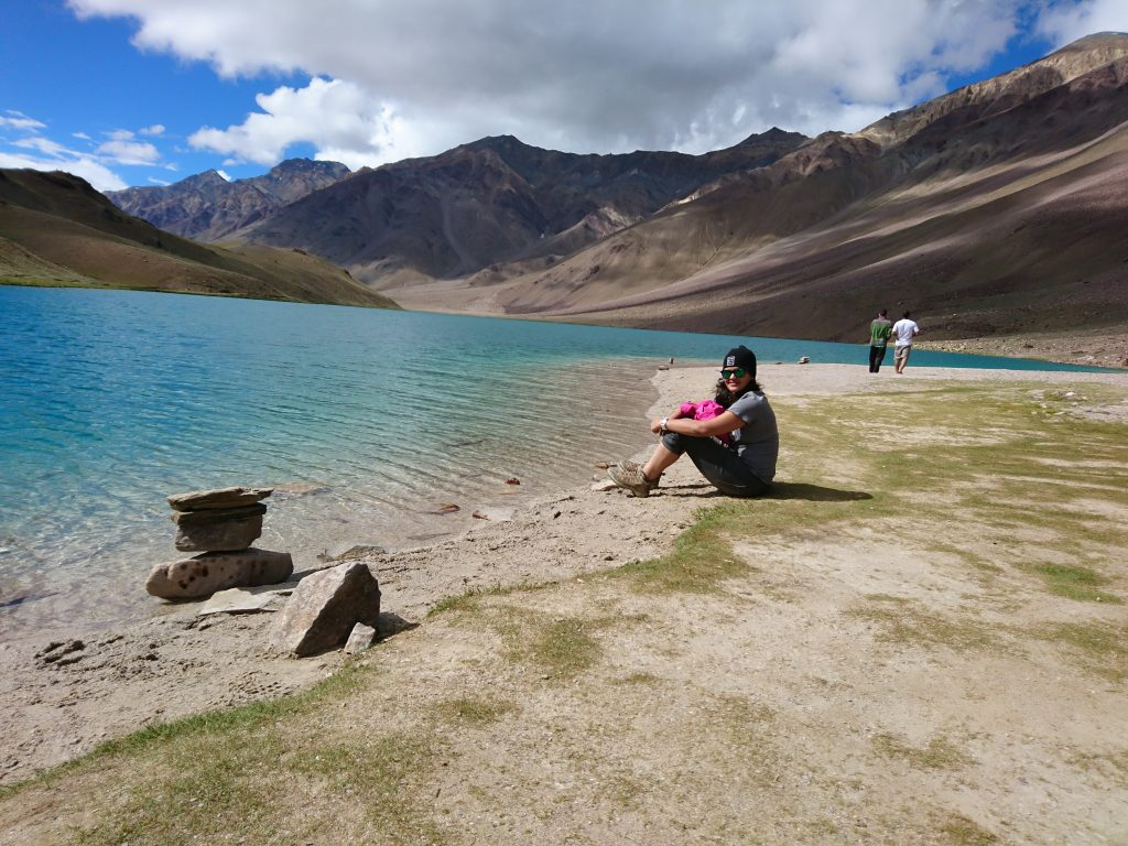 hampta pass and chandratal trek