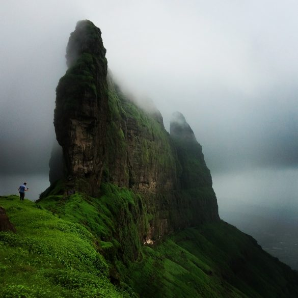 monsoon treks near mumbai