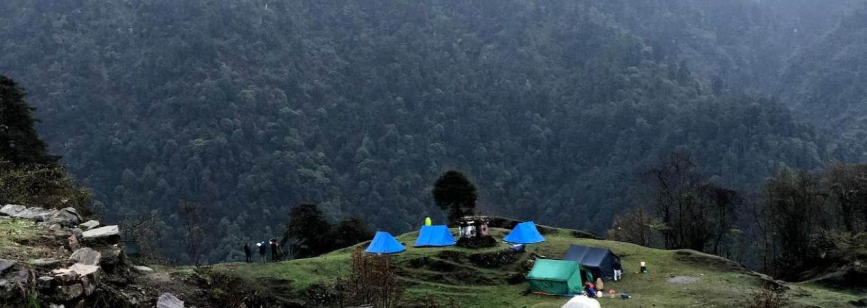 Summer treks in Uttarakhand, India