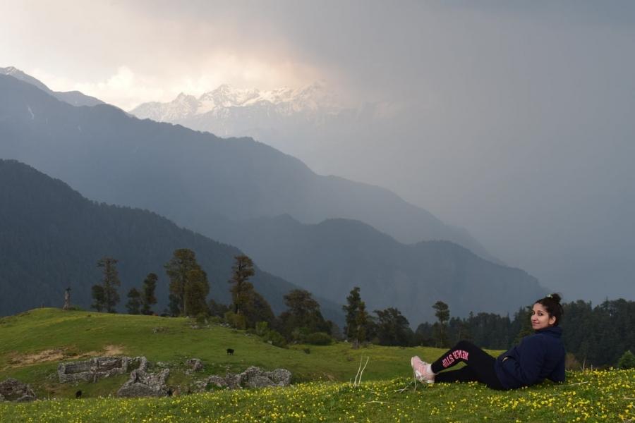 Winter treks in Uttarakhand, India