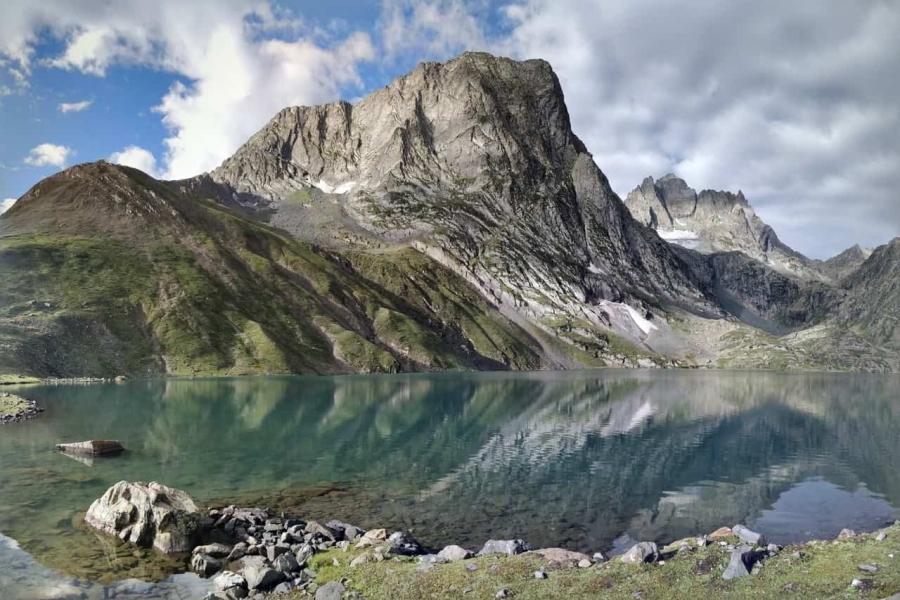 The Kashmir Great Lakes Trek