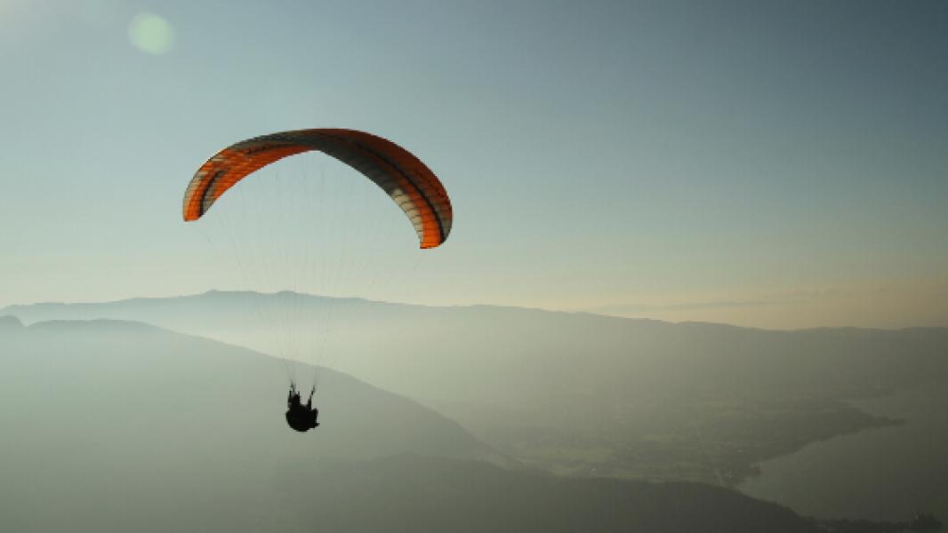 Paragliding in Mumbai