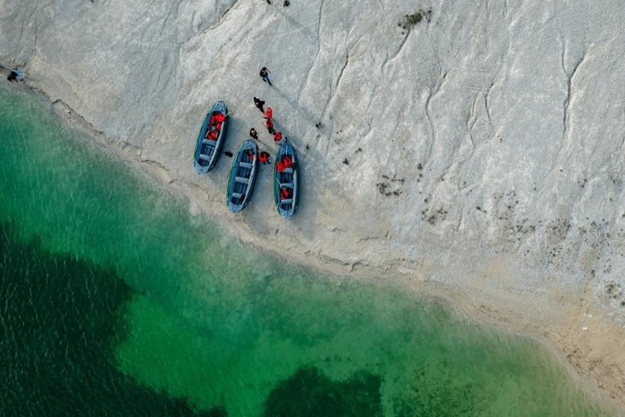 River Rafting in Uttarakhand, India