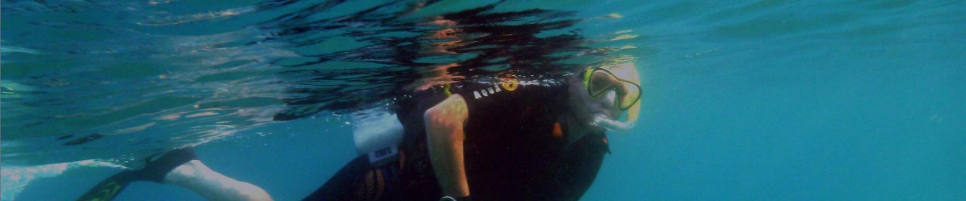 Scuba diving in Udupi, Karnataka