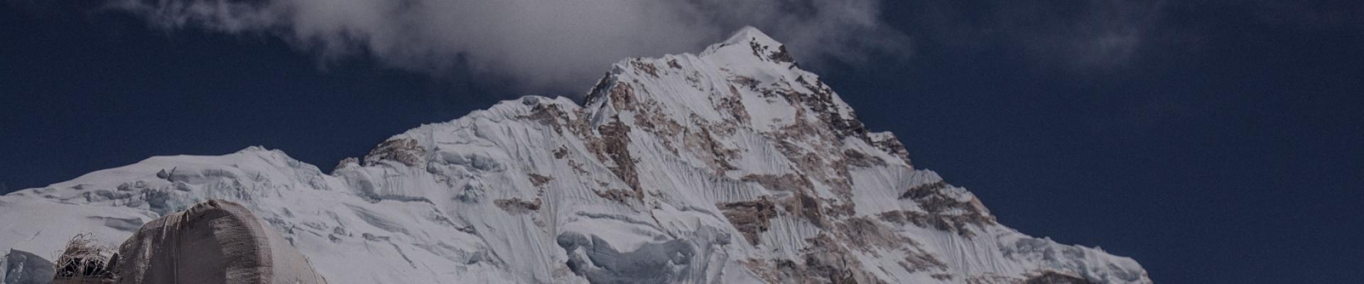 Snow treks in Himachal Pradesh, India