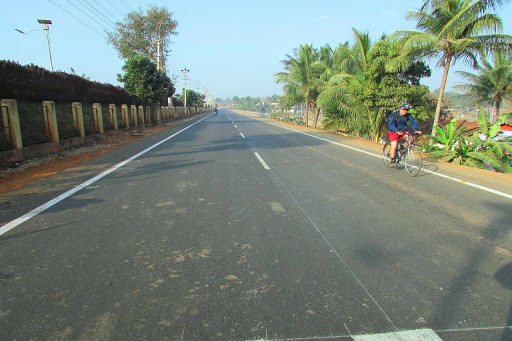 Cycling in Goa