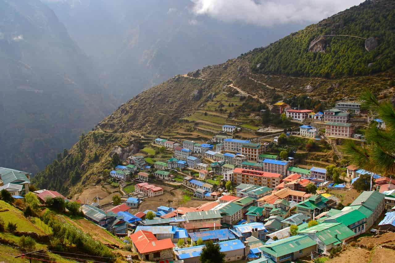 Adventure things to do in Nepal
