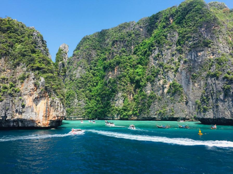 Adventure things to do in Thailand