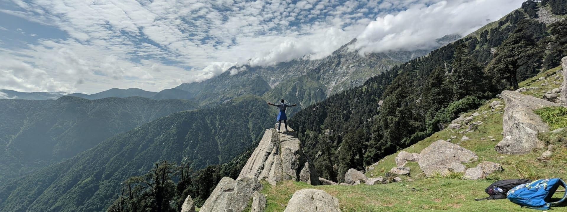 summer treks in india