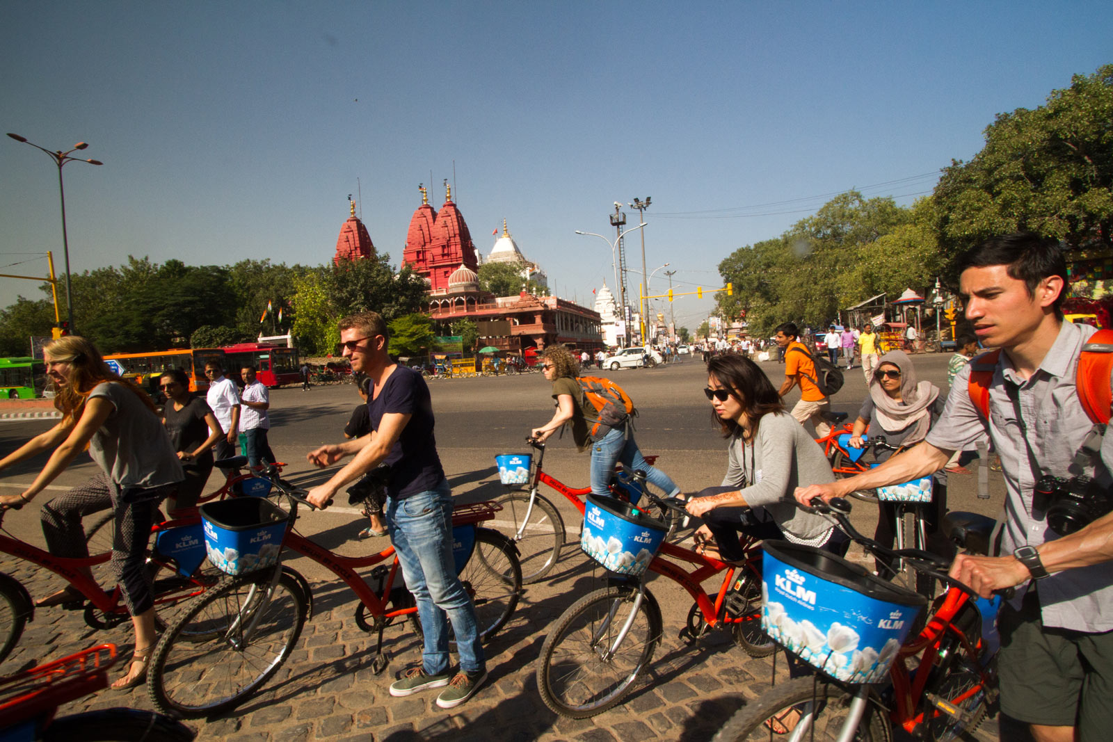 Delhi by Cycles Trips