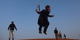 Indus Paragliding Trips