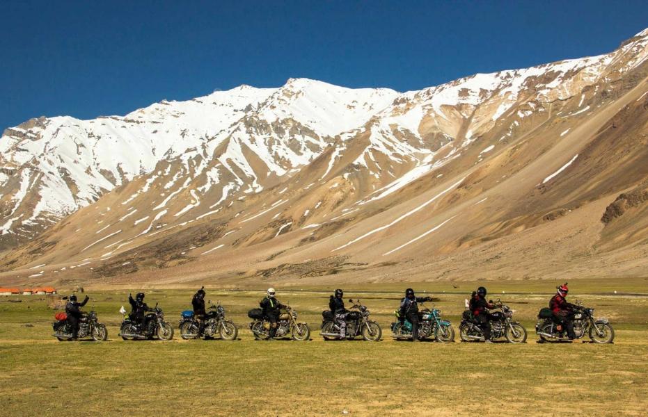 Leh Motorbiking Ride