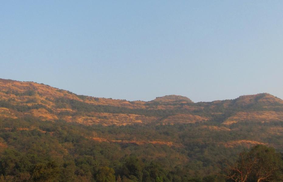 Night trek to Rajmachi with camping