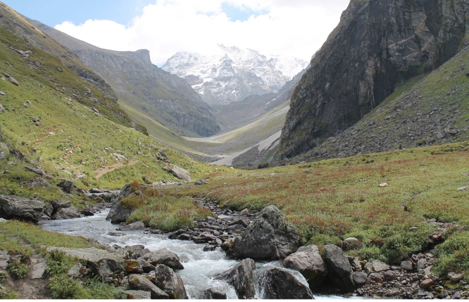 Hampta Pass and Chandratal