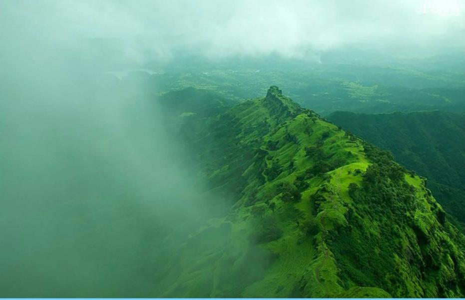 Rajgad Trek+Camp+Rappel Adventure (Ex-Pune)