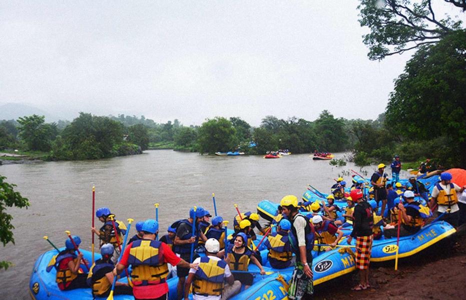 Kolad rafting+caravan stay (weekdays)
