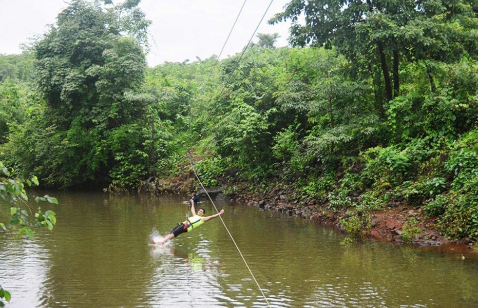 Kolad rafting+cabin stay (weekends)