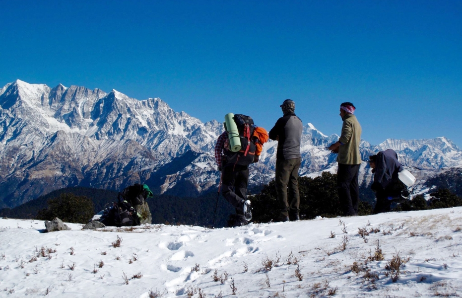 Nawali Bagchi Wilderness Survival Trek