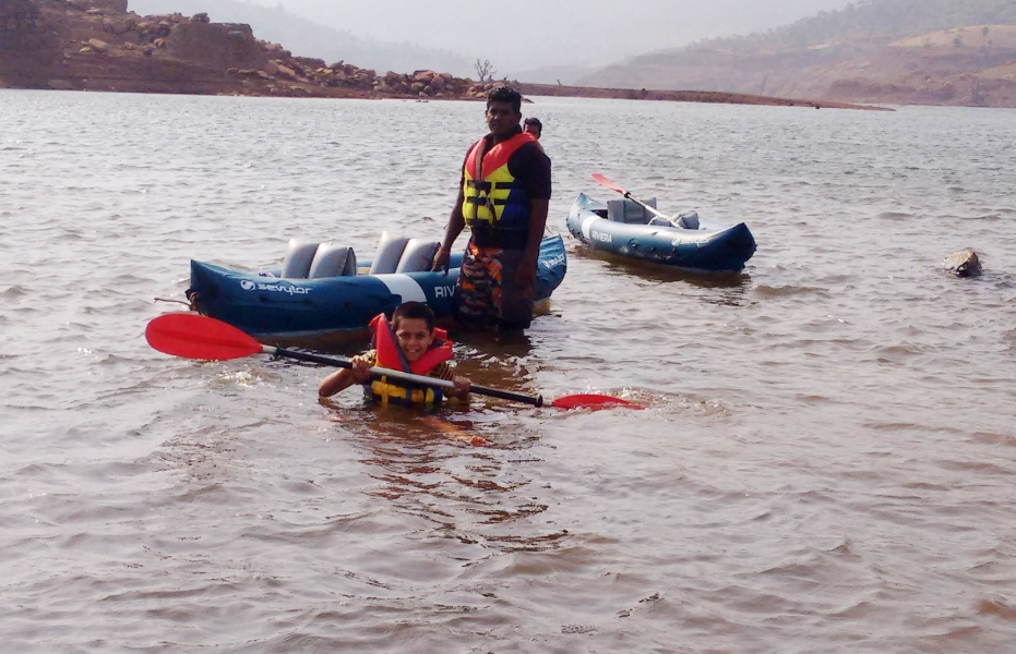 Kids' Camp Mountain and Water Sports Camp at Wai