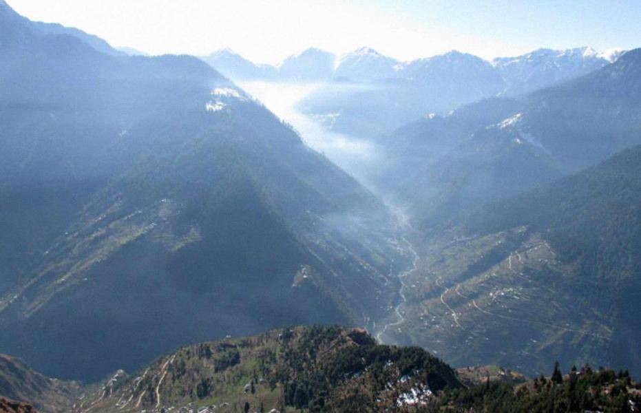 The Ookhal Trek