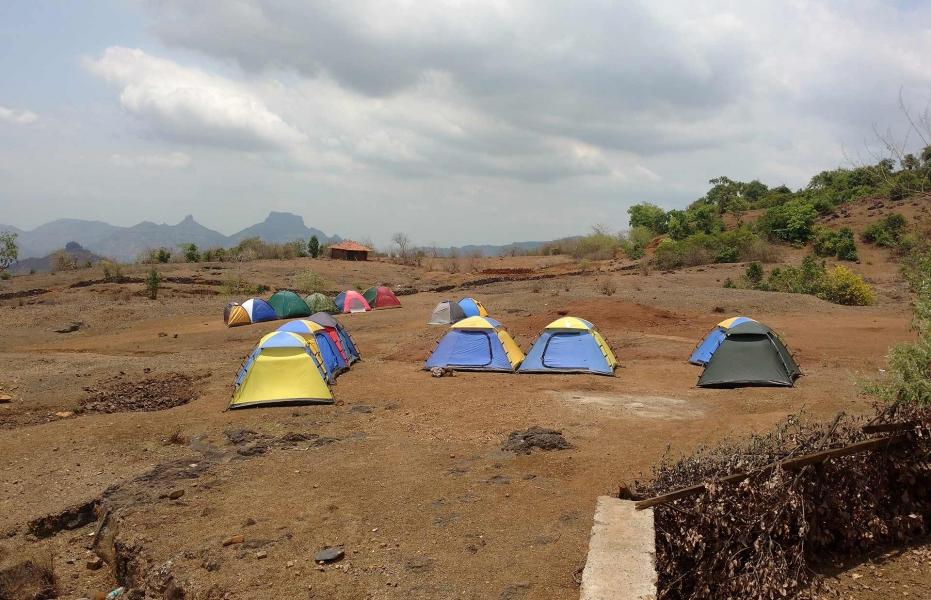 Prabalmachi trek with overnight camping