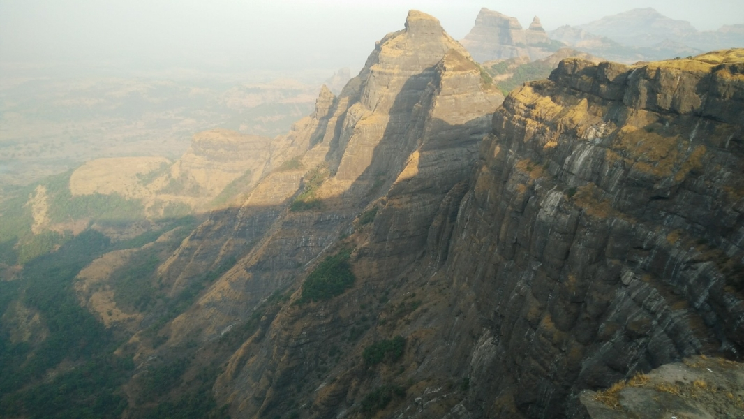 Harishchandragad trek and Konkankada camping