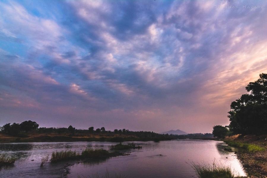 Riverside Camping in Vangani