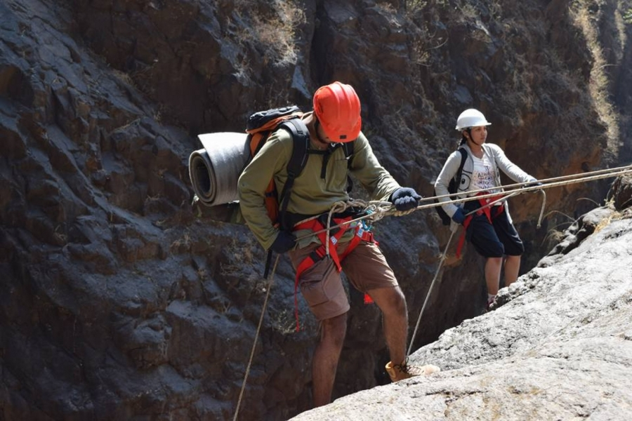 Sandhan Valley Trek + Camping