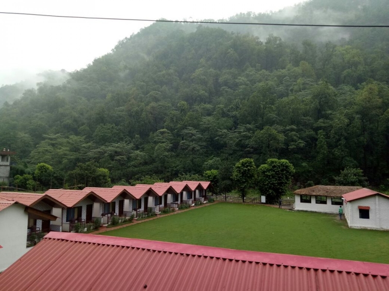 New Year Special: Ganges rafting with deluxe cottage stay (2N/3D)