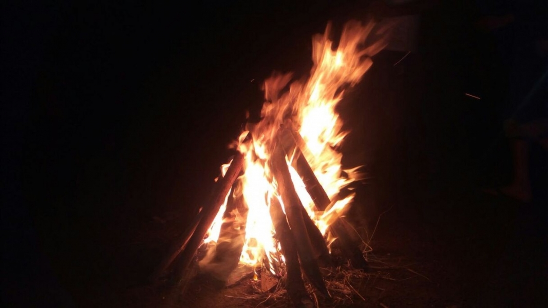New Year's Special: Camping in Kolad