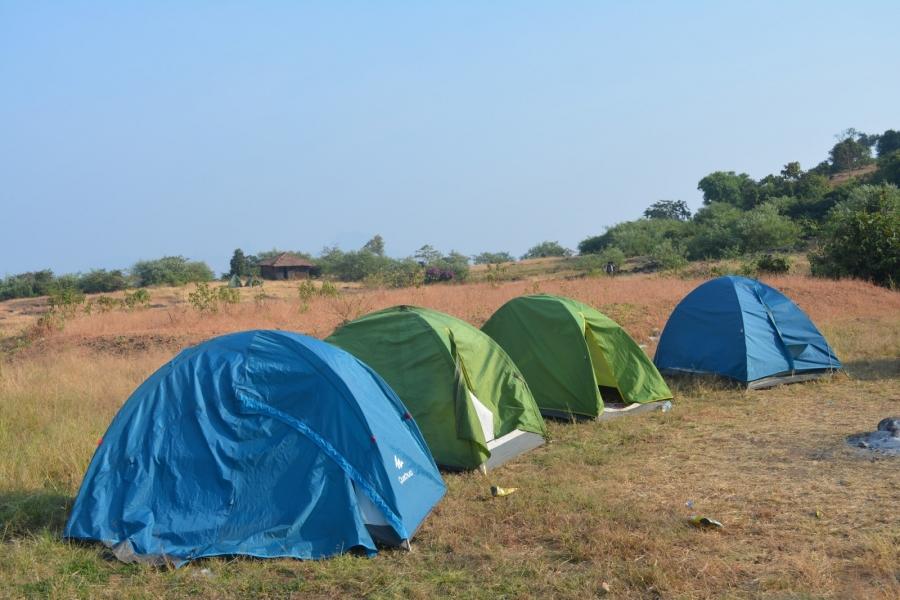 New Year's Special: Camping at Prabalmachi
