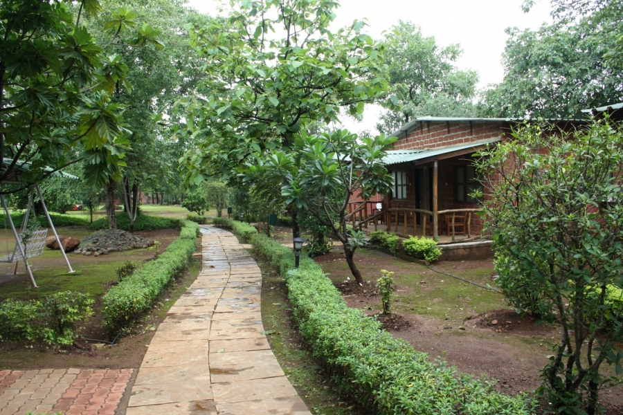New Year in Kolad (1n2d in A/C cottage)