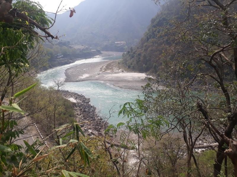 Rishikesh camping adventure