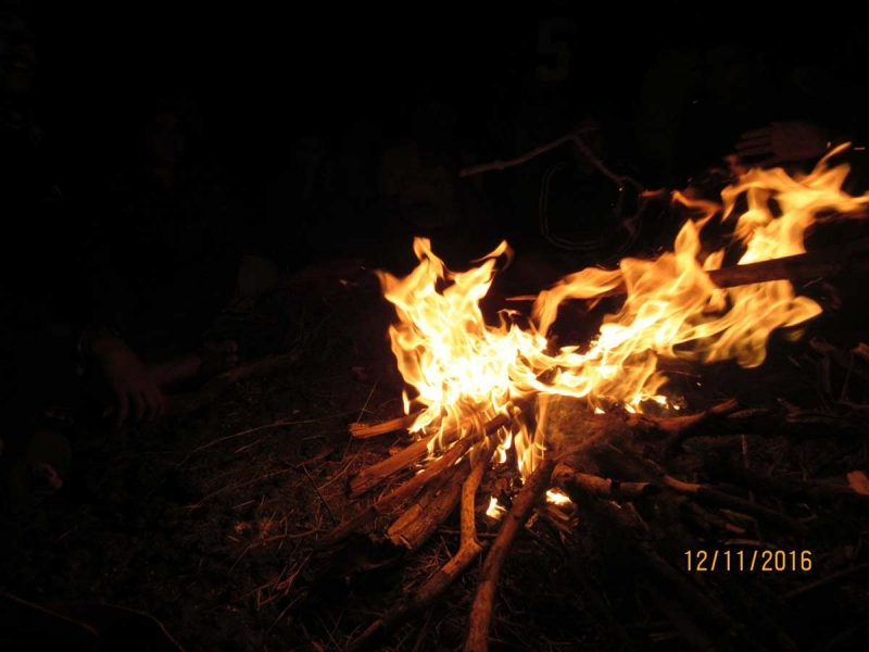 Christmas Special - Camping near Sandhan Valley