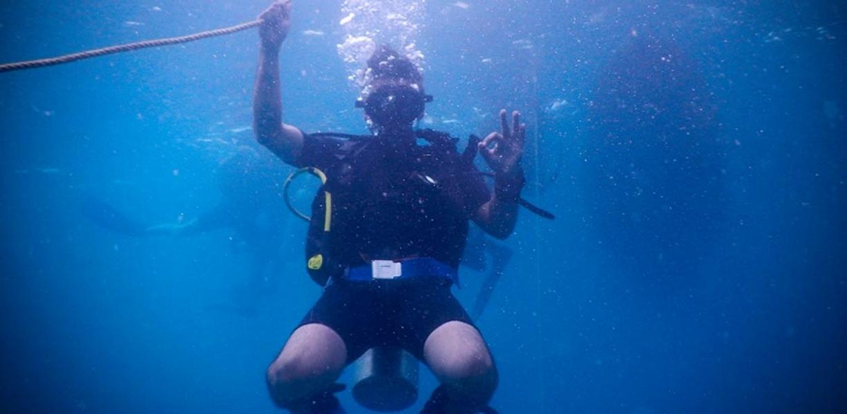 SSI Scuba Diver Course in Havelock