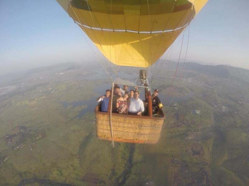 Hot air ballooning in Lonavala (Weekday)