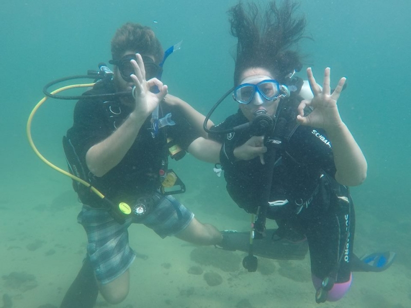 Advanced Open Water Diving in Goa