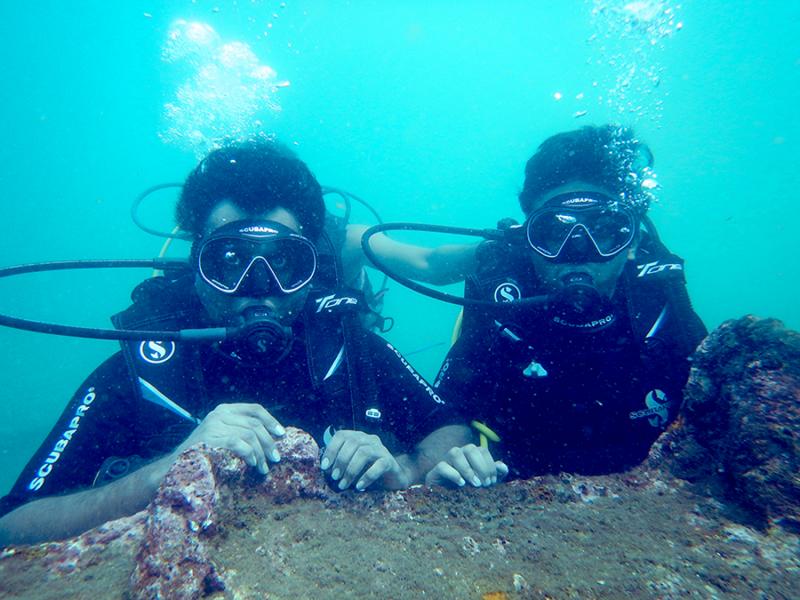PADI Scuba Diver Course in Goa