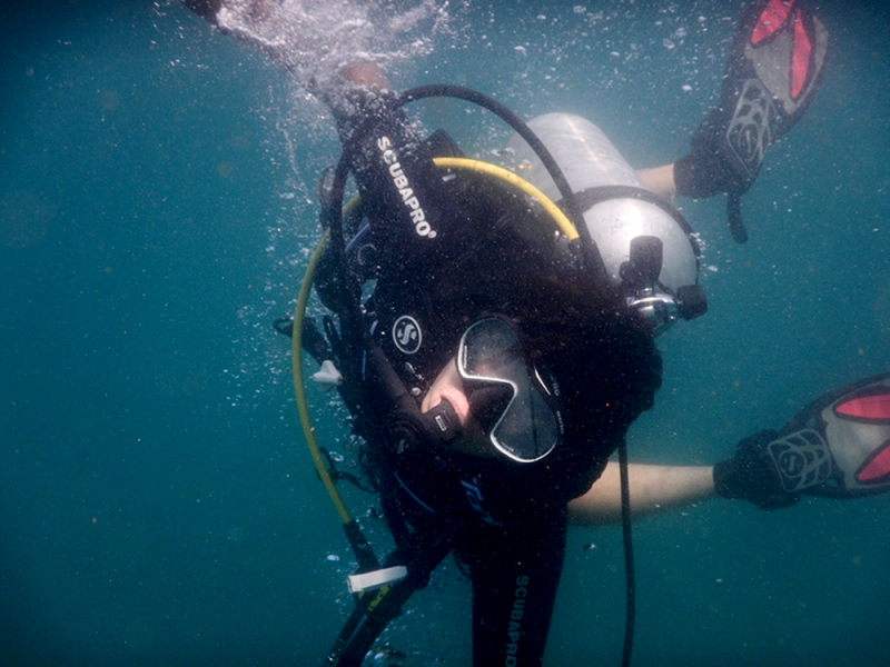 PADI Open Water Diver Course in Goa