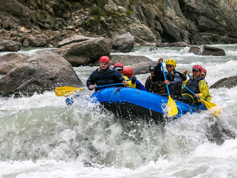 Tons River Rafting and Camping