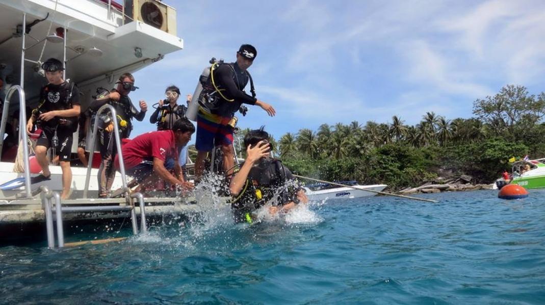 PADI Discover Scuba Diving in Bali