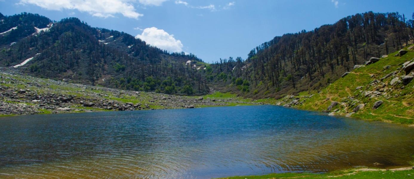 4-Day Trek to Kareri Lake