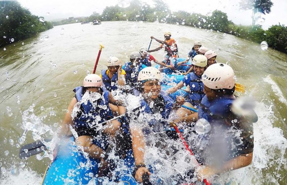 Kolad Rafting (Ex-Mumbai)