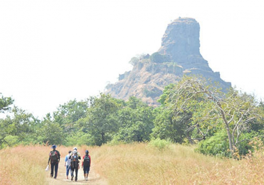 Day trek to Karnala Fort