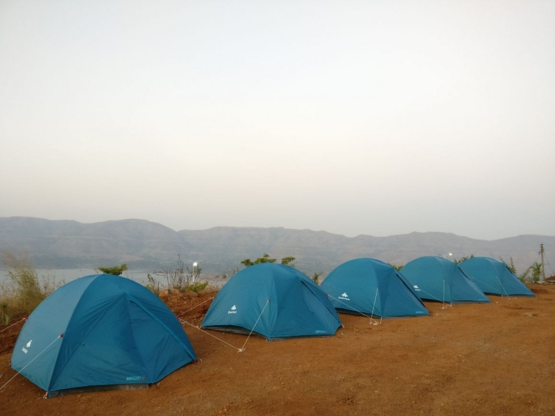 Camping near Pune | Camping in Bhor | The Great Next