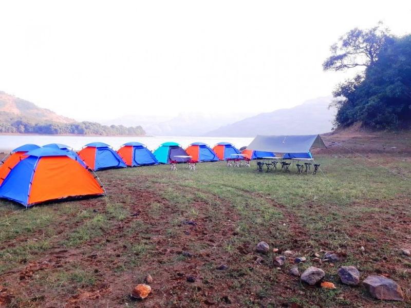 Shirota Lake Camping Trip