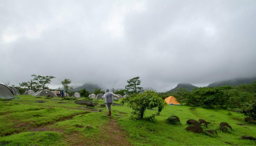 Lonavala monsoon camping